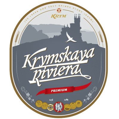 «CRIMEAN RIVIERA» Beer
