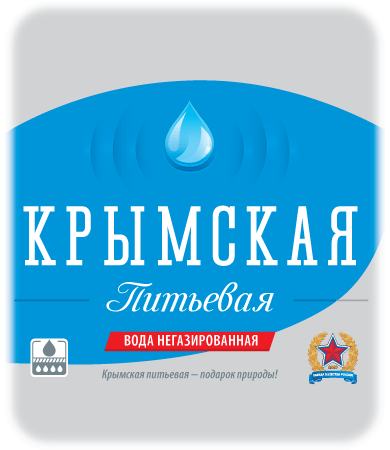 KRYMSKAYA DRINKING WATER