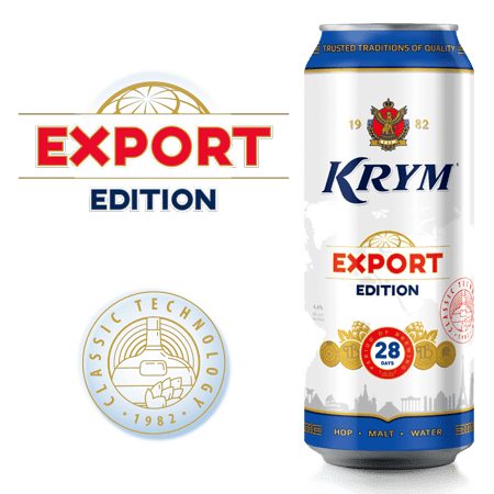 KRYM SVETLOYE EXPORT EDITION